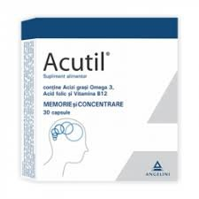 Acutil, 30 capsule, Angelini
