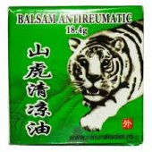 Balsam China crema, 18,4 g, Naturalia Diet