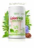 ColonHelp Detox Forte pulbere, 240 grame, Zenyth