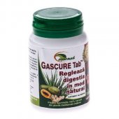 Gascure, 50 tablete, Ayurmed
