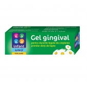 Gel gingival Infant Uno, 25 ml, Solacium Pharma