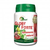 Globy Forte, Antianemic natural, 50 tablete, Ayurmed