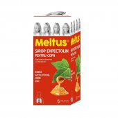 Meltus sirop Expectolin copii, 100 ml, Solacium Pharma