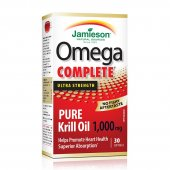 Omega Complet Super Krill 1000mg, 30 capsule, Jamieson