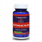 StomaCalm (fost Gastrohelp), 60 capsule, Herbagetica