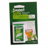 Sweet & Safe - Indulcitor natural Stevie, 200 tablete, Sly Nutritia