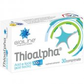 Thioalpha 300 mg, 30 comprimate, Helcor