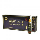 Toot U.P. Oral Solution pentru potenta, 7 fiole, Sanye Intercom