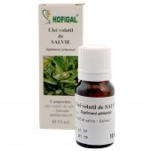 Ulei volatil de Salvie, 10 ml, Hofigal