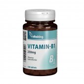 Vitamina B1 250 mg, 100 tablete, VitaKing
